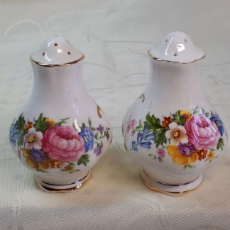 Royal Albert – Lady Carlyle, Peper en Zout (set) (zonder rand)