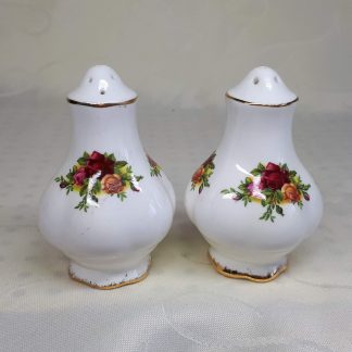 Royal Albert, Old Country Rose - Peper en Zout (set)